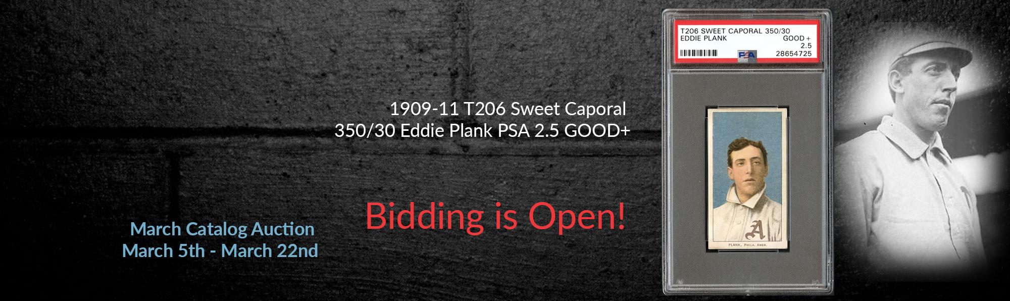 T206 Eddie Plank